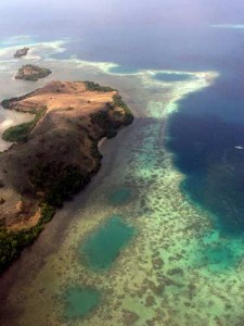 komodo-national-park-from-above