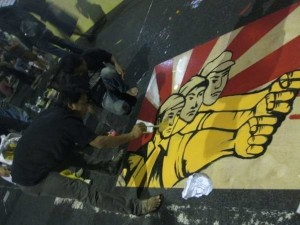 Malioboro Mural Night Competition2