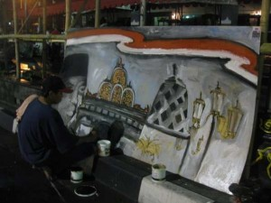 Malioboro Mural Night Competition4