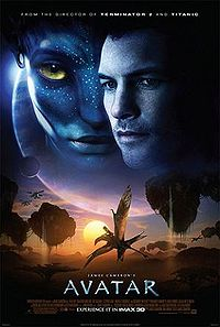 Movie Avatar-Teaser-Poster