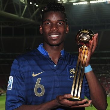 Paul Pogba U20 World Cup