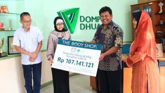 body-shop dompet duafa