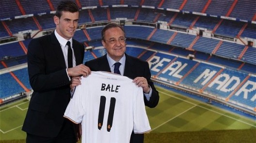 Bale Transfer To Real Madrid