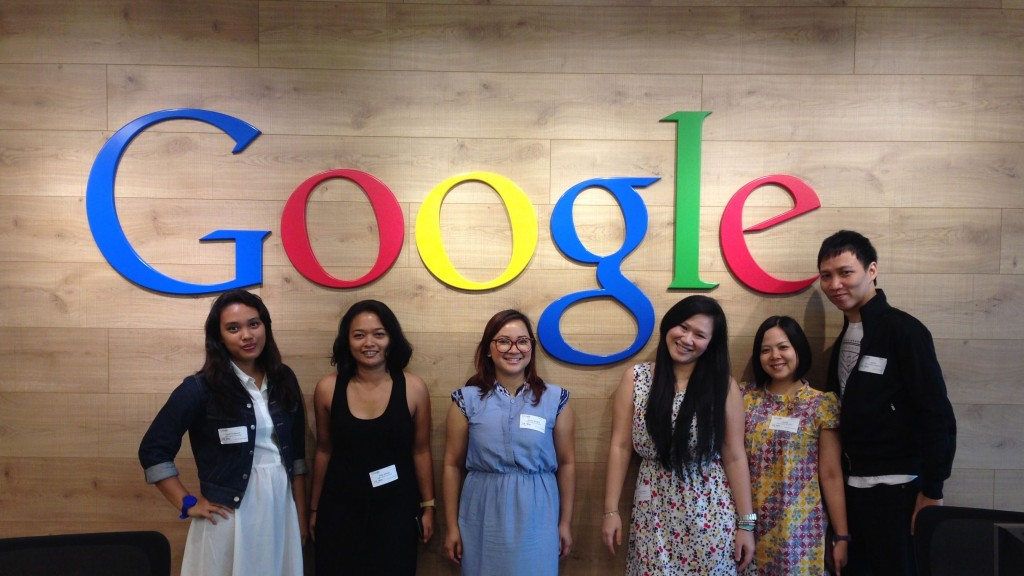 OMG party of  6 at google singapore med res